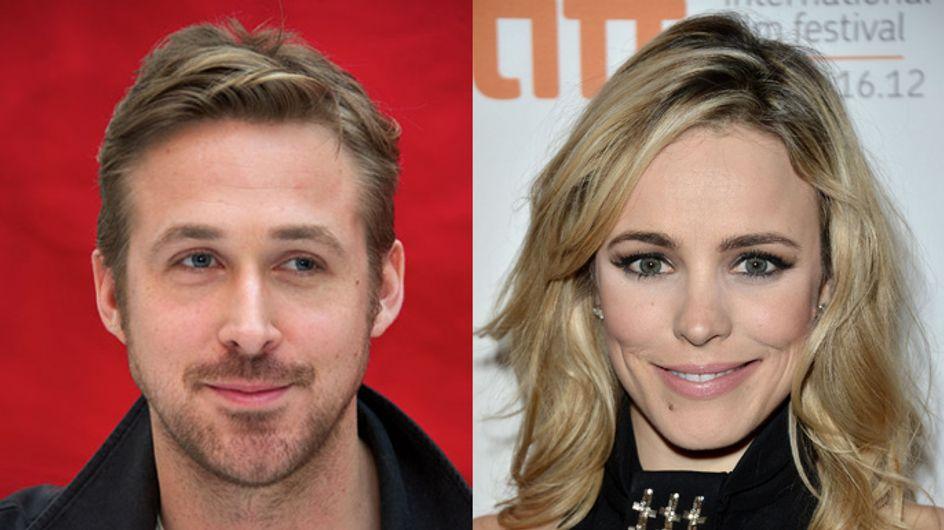 Ryan Gosling and Rachel McAdams back together?