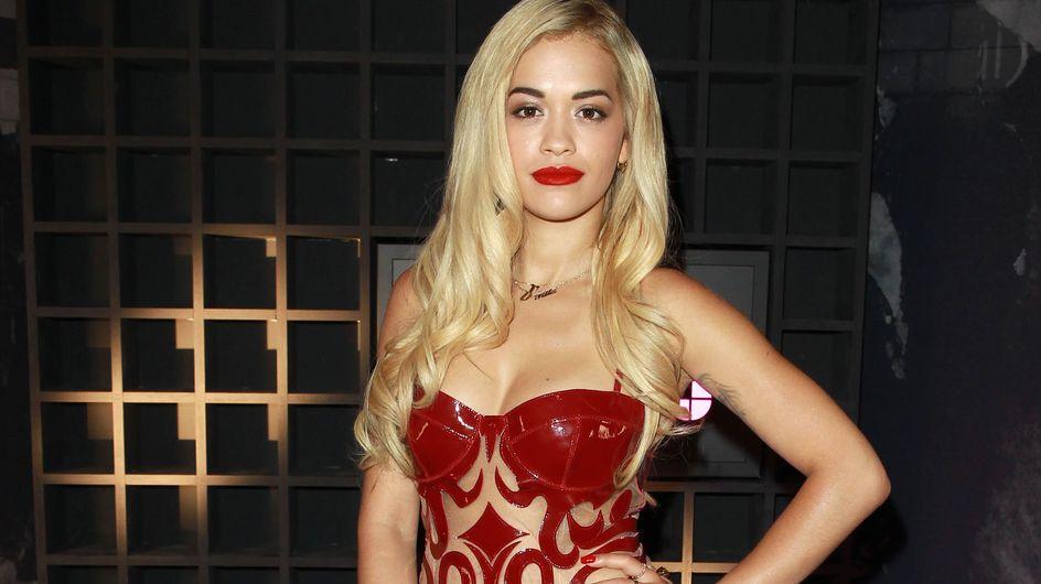 Rita Ora : Hospitalisée d'urgence