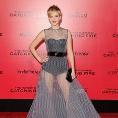 Jennifer Lawrence : Elle dévoile tout dans une robe transparente (Photos)