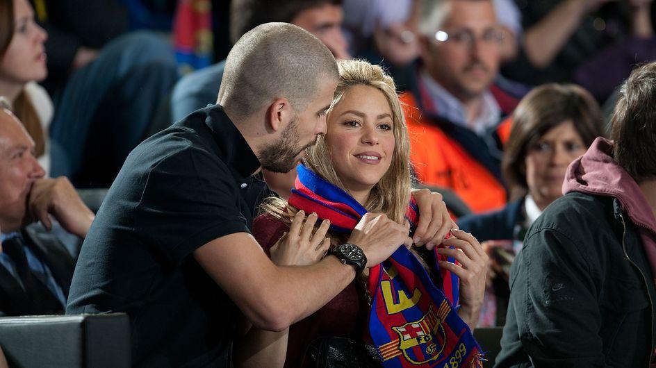 Shakira : De l'eau dans le gaz avec Gerard Piqué ?