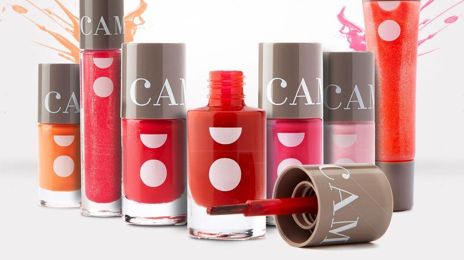 Camaïeu lance une collection maquillage à petits prix (Photos)