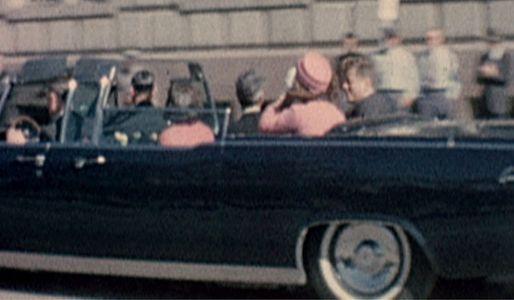 JFK y Jacqueline Kennedy