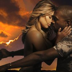 WATCH: Kim Kardashian in Kanye West's Bound 2 music video
