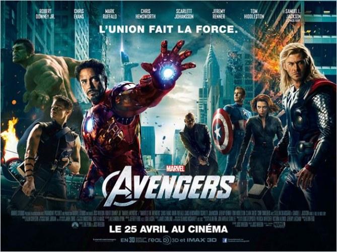 Avengers : Le film échoue au test de Bechdel