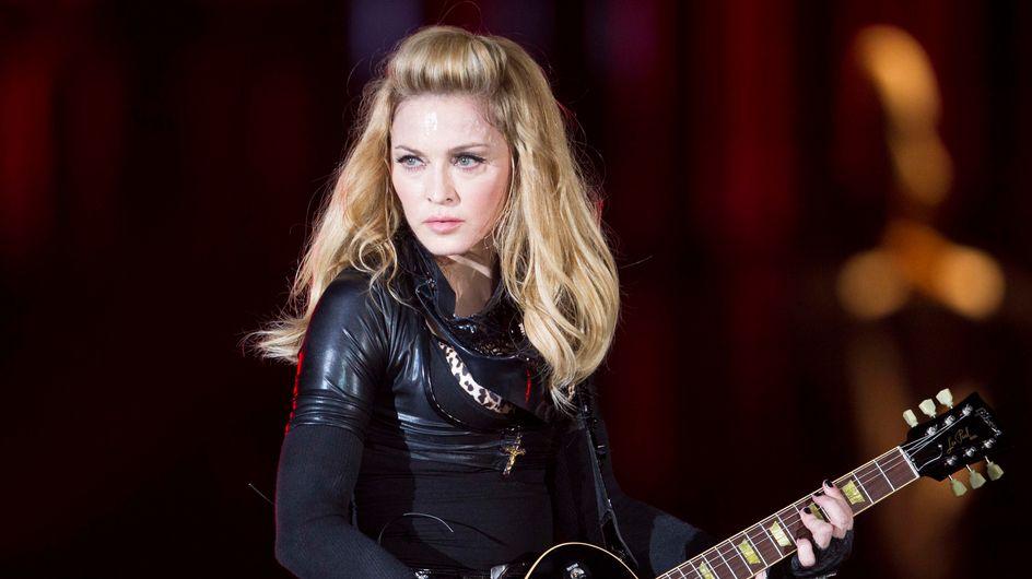 Madonna, la artista mejor pagada del mundo