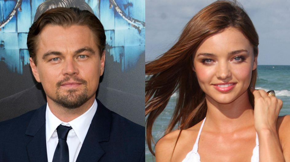 Miranda Kerr moves on from Orlando Bloom with Leonardo DiCaprio