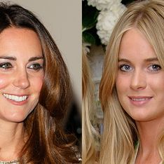 Kate Middleton and Cressida Bonas' friendship worrying the Royals
