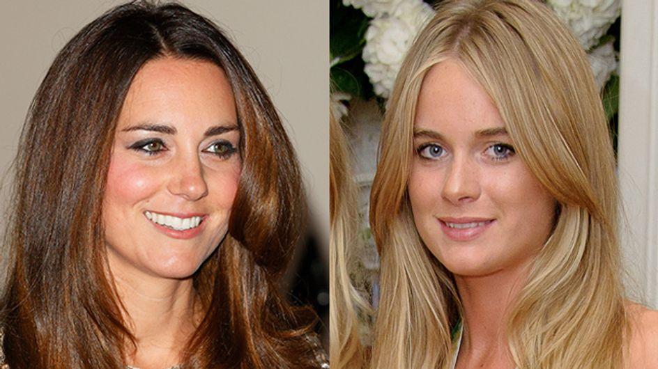 Kate Middleton and Cressida Bonas' friendship worrying the Royals