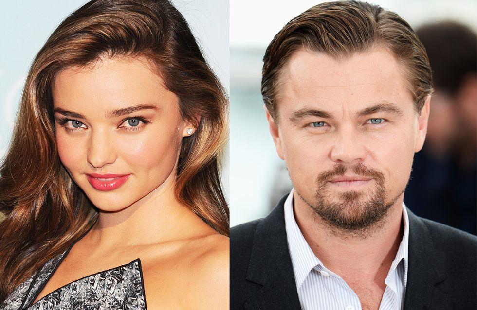 Miranda Kerr et Leonardo DiCaprio : Un nouveau couple à Hollywood ?