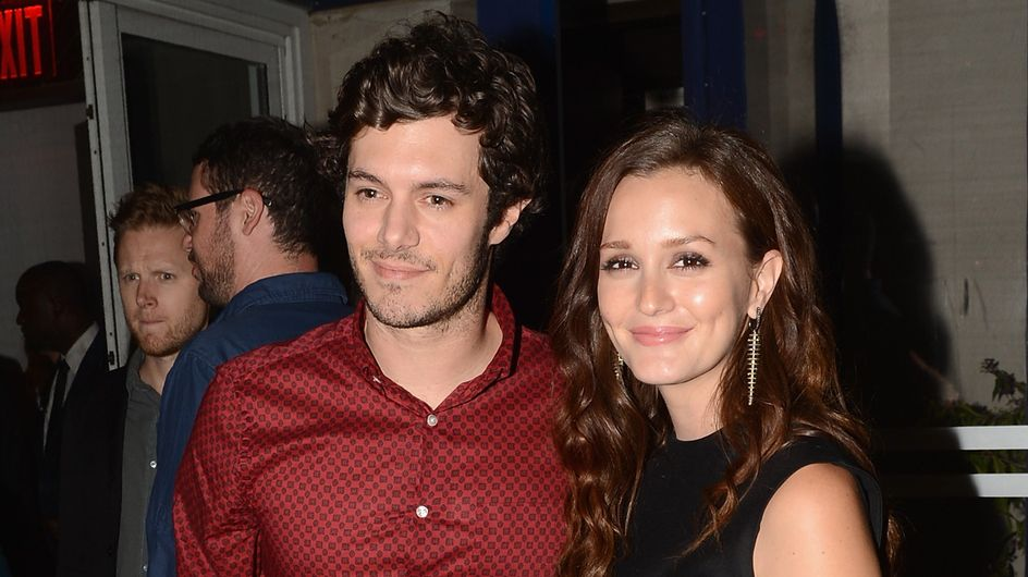 Gossip Girl : Leighton Meester fiancée à Adam Brody