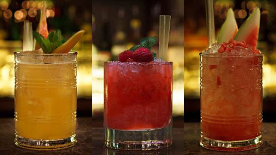 The 6 low calorie cocktails you can make at home