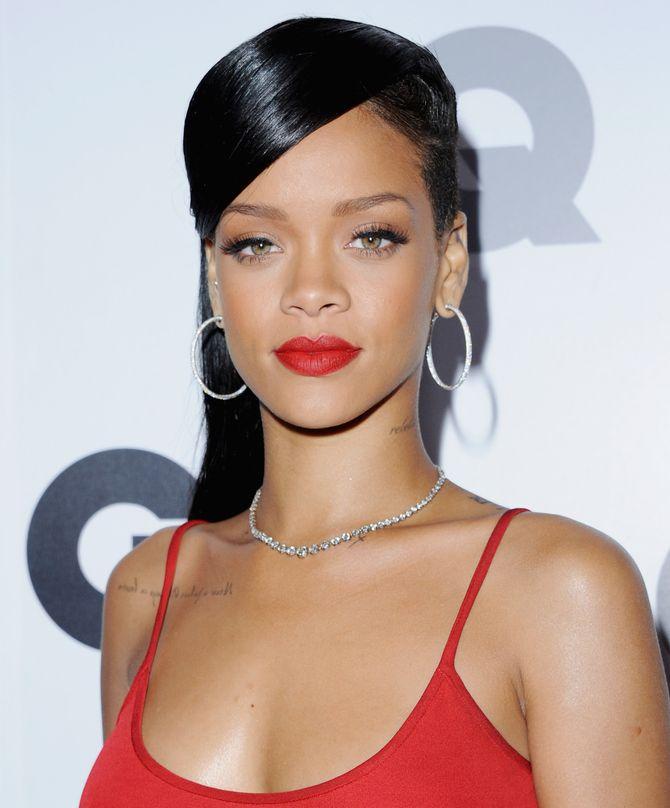 Rihanna en 2010