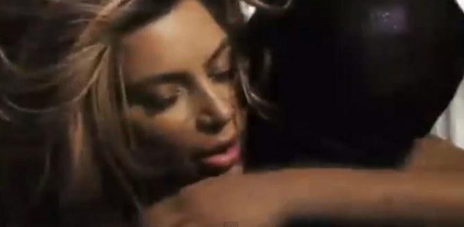 Kim Kardashian y Kaney West