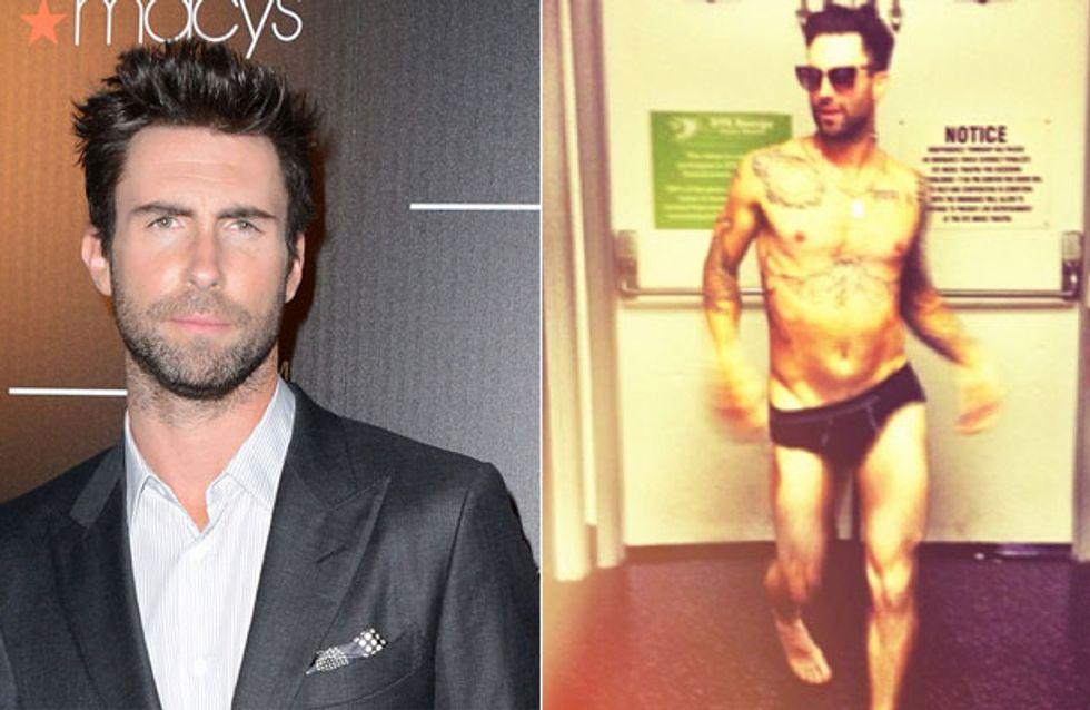 Adam Levine ist der 'Sexiest Man Alive' 2013!