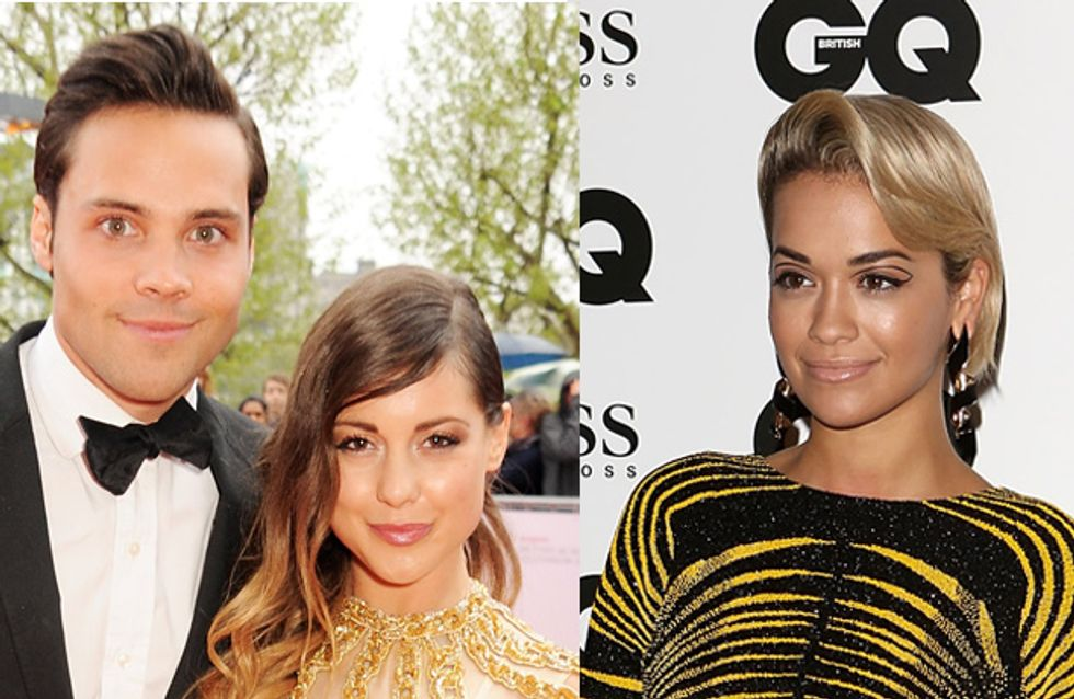 MIC's Andy Jordan to use Rita Ora to hurt Louise Thompson?