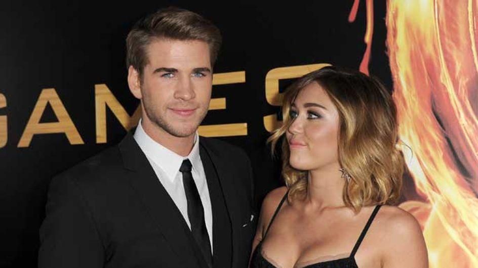Liam Hemsworth throws shade at ex-girlfriend Miley Cyrus