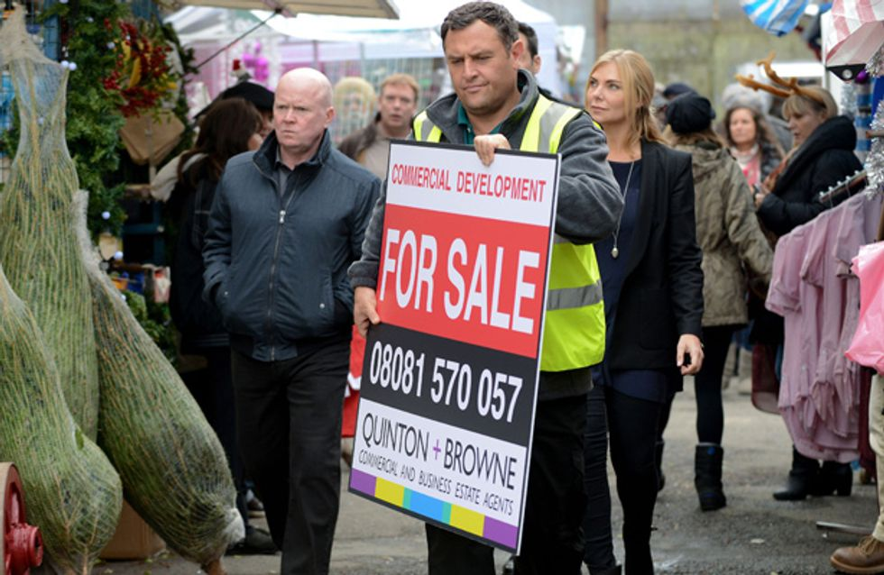 EastEnders 05/12 – The Vic is put up for sale