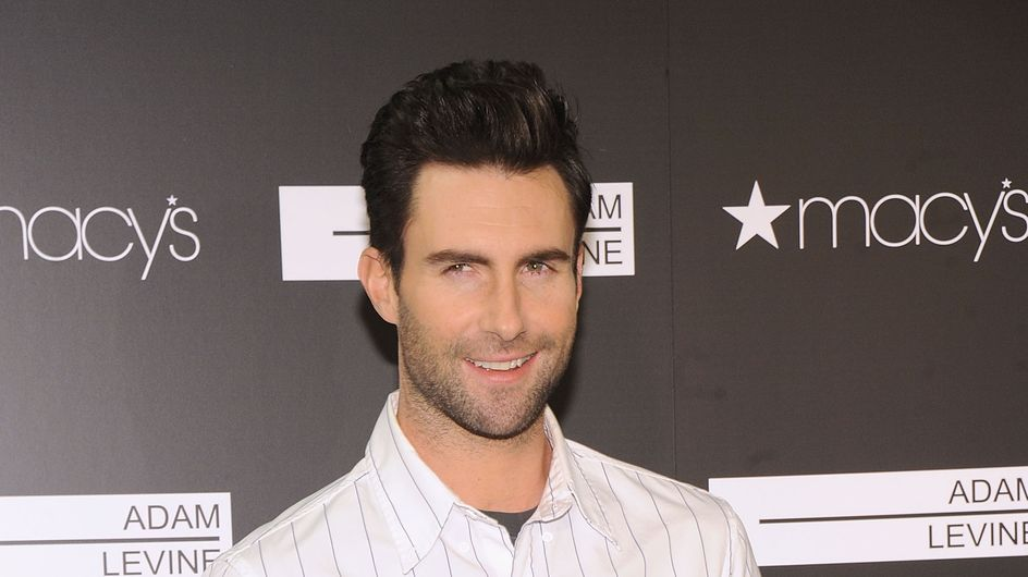 Adam Levine : Elu le mec le plus sexy de l'année !
