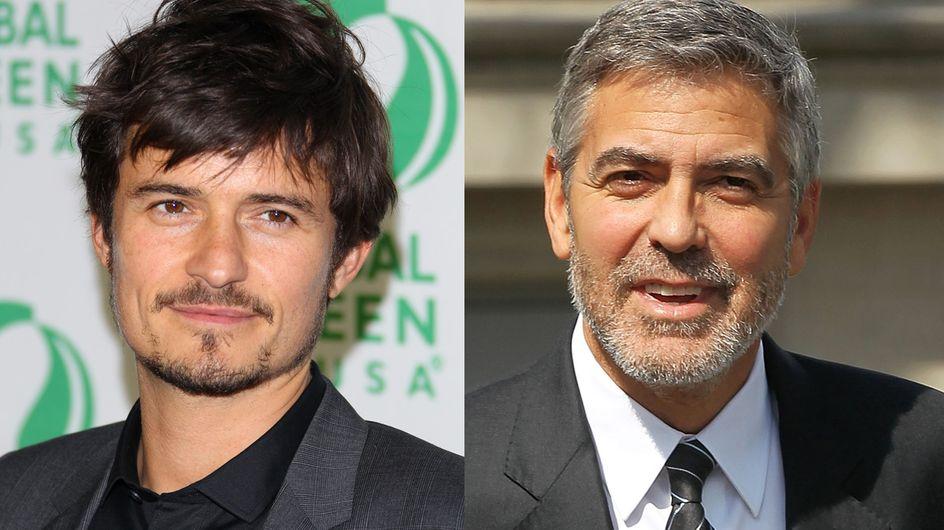 Orlando Bloom, George Clooney… Des cœurs à prendre à Hollywood