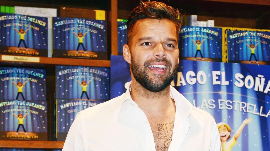 Ricky Martin scrittore per bambini