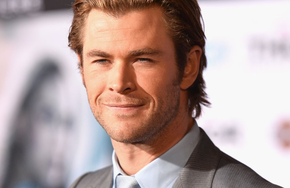 Chris Hemsworth : Bientôt papa