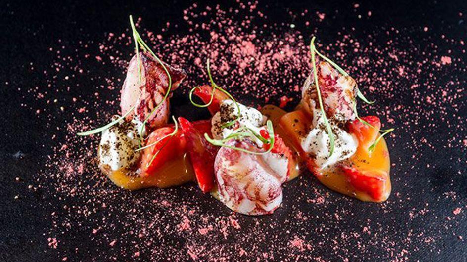 Tres Estrellas Michelin para el restaurante madrileño DiverXO