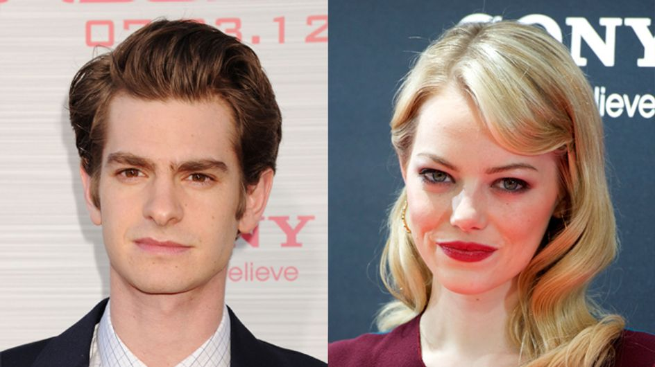 Are Emma Stone and Andrew Garfield on their way to getting hitched?