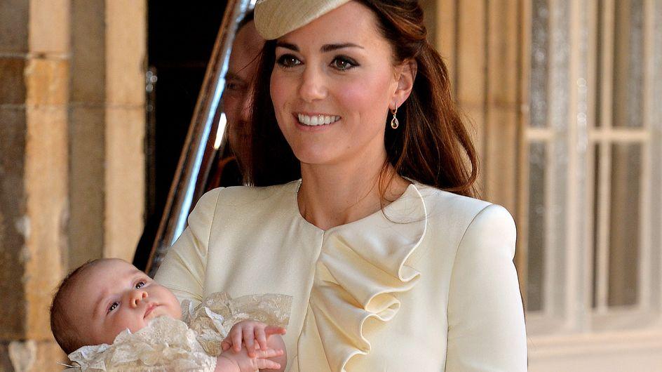 Kate Middleton : Le prince George met déjà du 6 mois