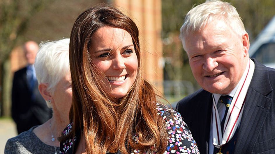 Kate Middleton chats about sexting at charity conference