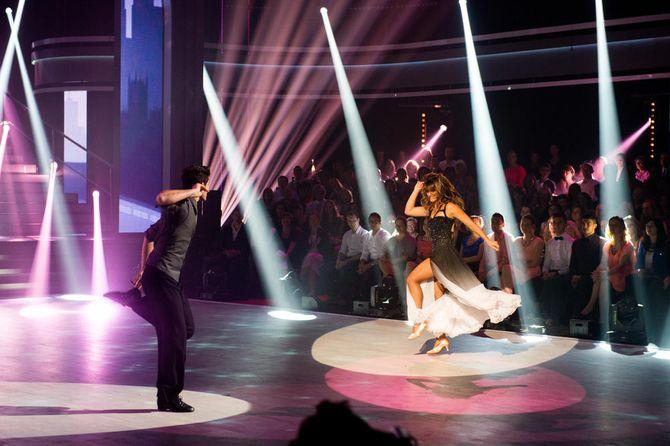 Laetitia Milot (Danse avec les stars)