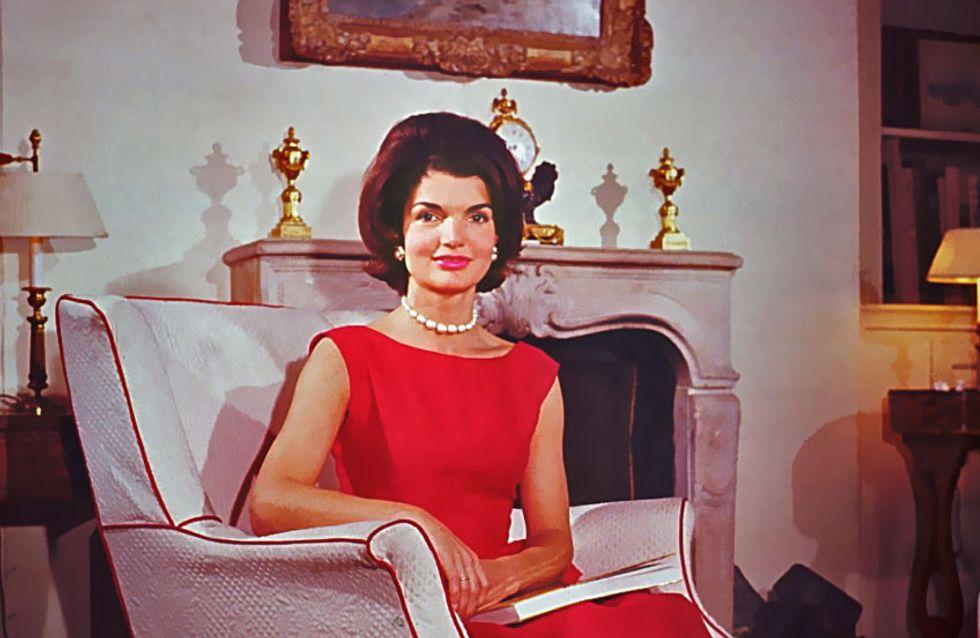 Jackie Kennedy : Copiez son look rétro chic
