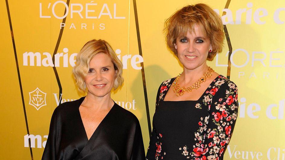La noche dorada de los Premios Prix de Marie Claire