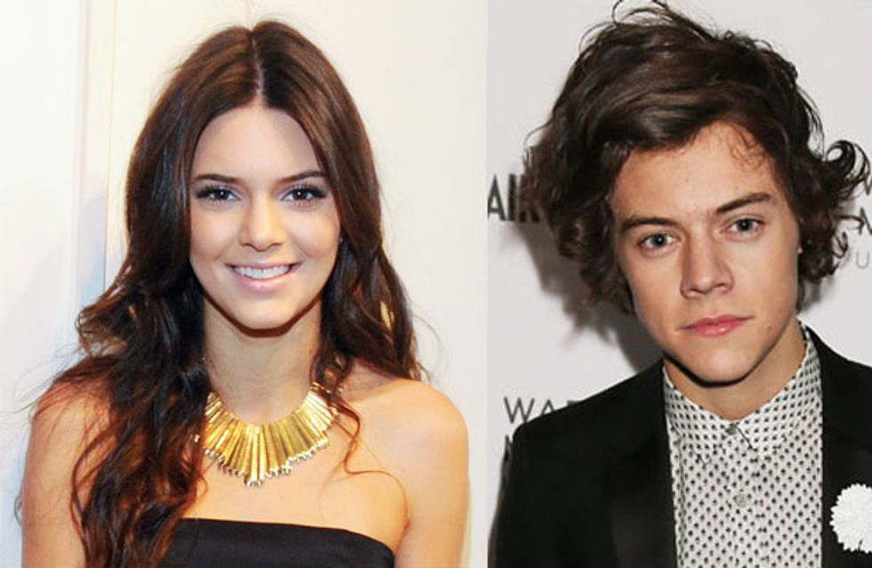 Is Harry Styles dating Kendall Jenner? Pair pictured on romantic dinner-date