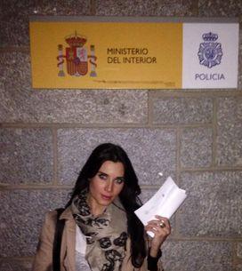 Pilar Rubio denuncia en comisaría una foto de contenido sexual