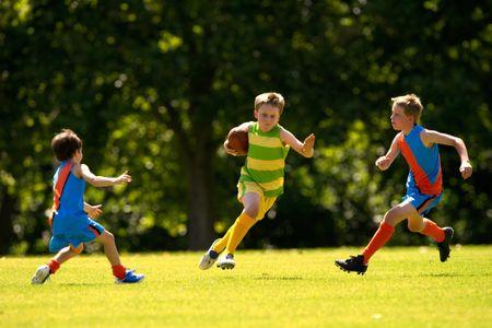 Les enfants ne font plus assez de sport