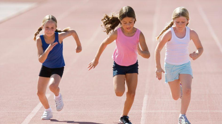 Santé : Les enfants courent moins vite et moins longtemps qu'avant