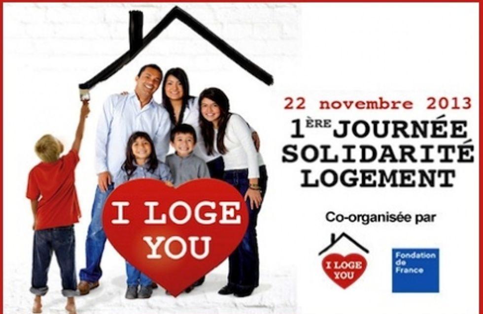 I Loge you : donnez une brique pour un logement !