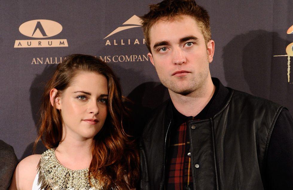 Robert Pattinson et Kristen Stewart se donnent une dernière chance