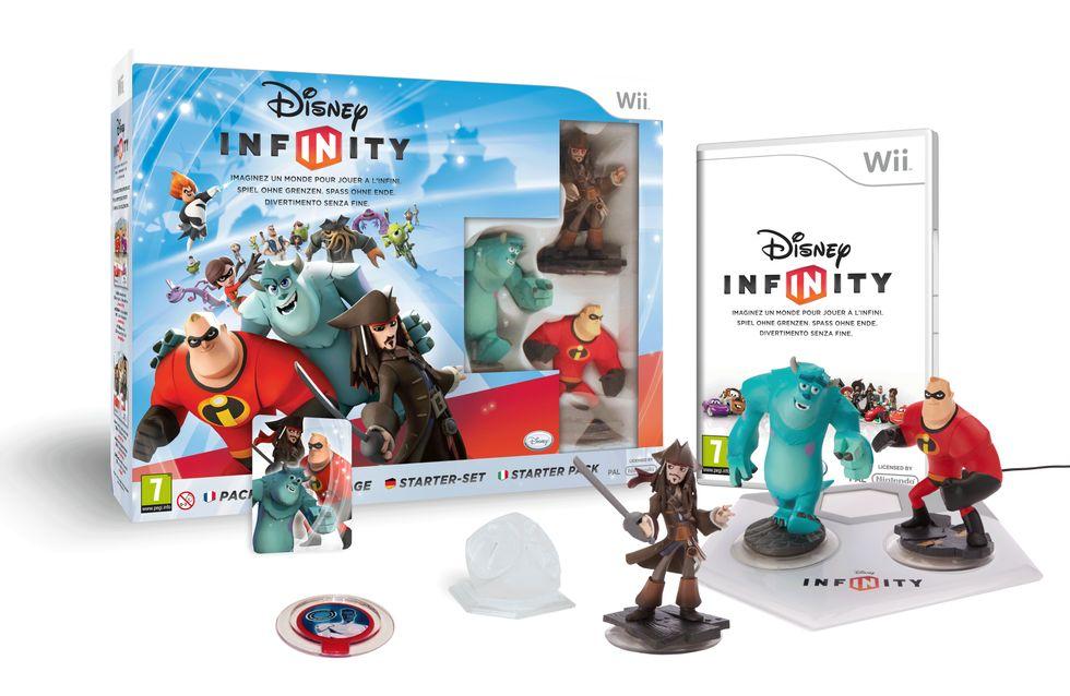 Disney Infinity : Invitez la féérie dans votre console
