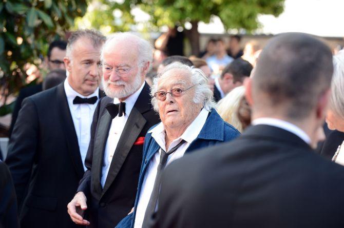 Georges Lautner Cannes 2012