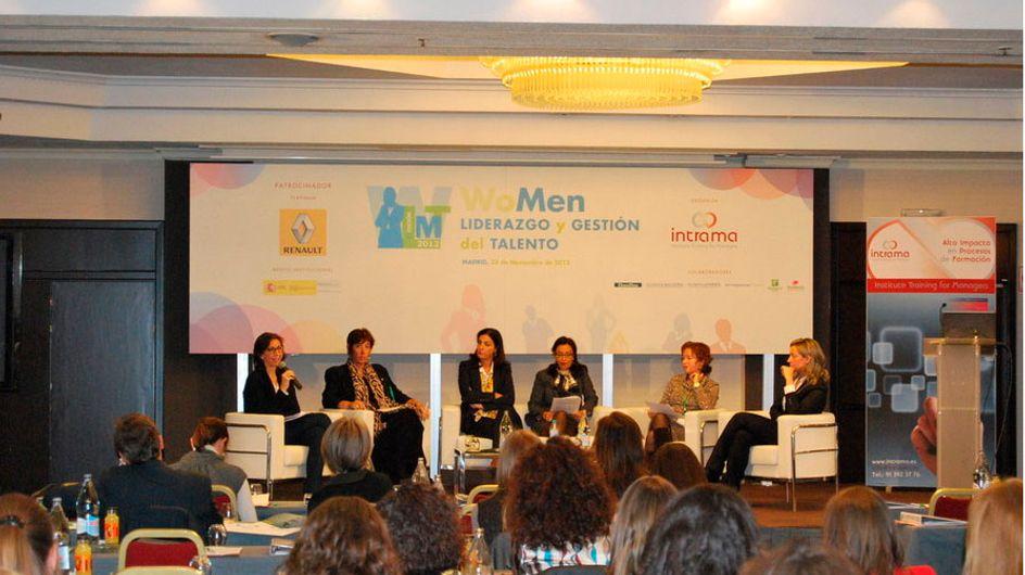 Aprendiendo sobre liderazgo femenino y gestión del talento