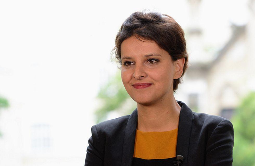 Najat Vallaud-Belkacem: Un budget doublé pour lutter contre les violences faites aux femmes (Vidéo exclu)