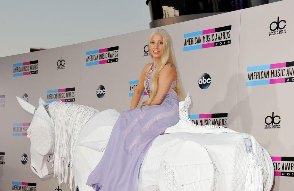 Taylor Swift, Lady Gaga y Rihanna, triunfadoras de los American Music Awards