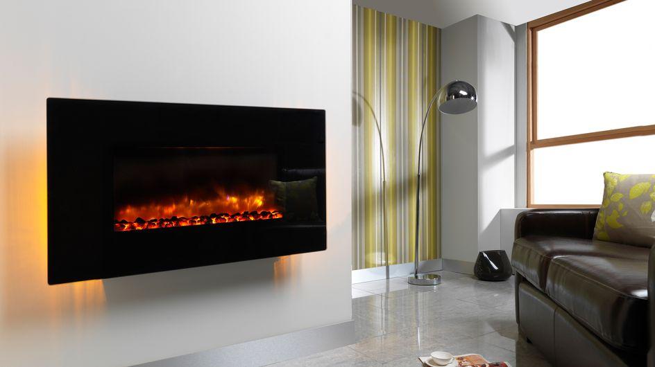 Chaleur et déco : pensez à la cheminée électrique