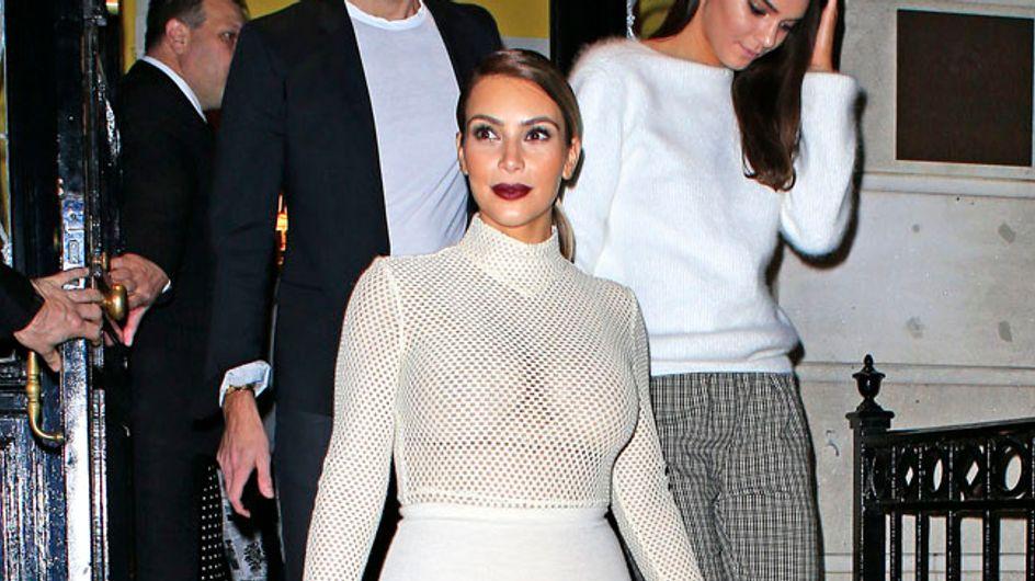 Keine Fettabsaugung! Kim Kardashian streitet OP ab