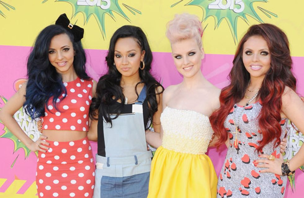 Is another member of Little Mix engaged?!