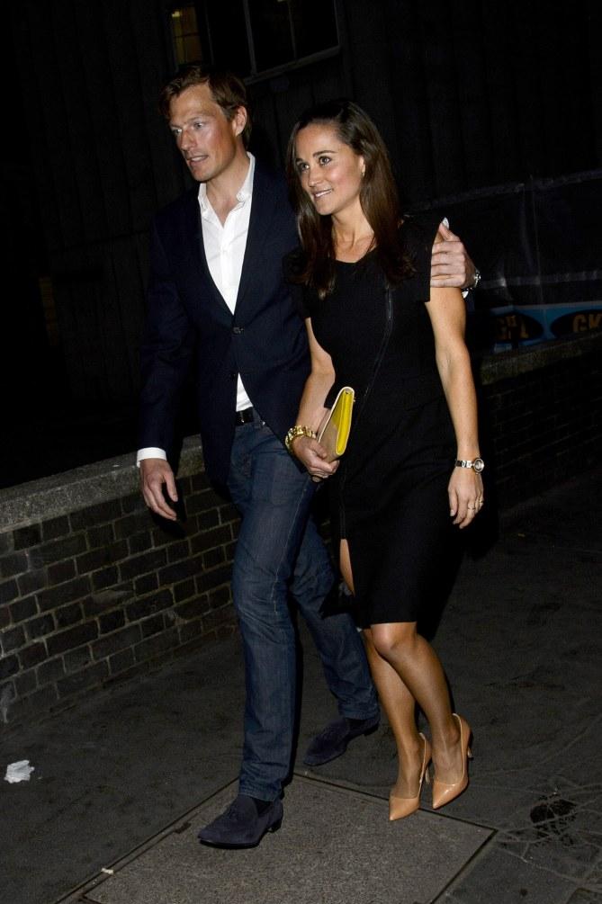 Pippa Middleton et Nico Jackson