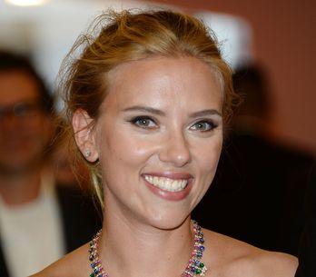 Scarlett Johansson victime d'un accident de voiture