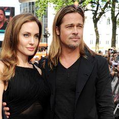 Angelina Jolie has apparently bought Brad Pitt a heart-shaped island