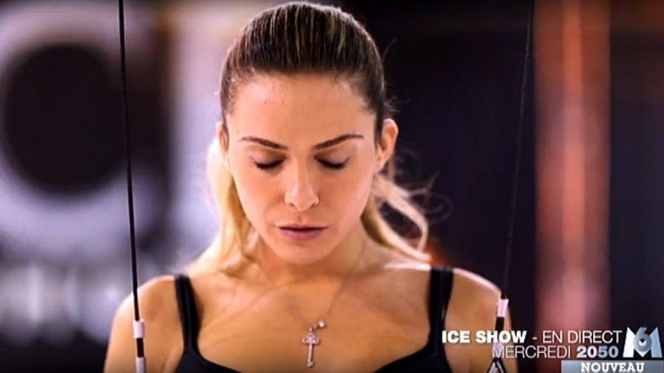 "Clara Morgane (Ice Show) : ""J'ai cru devoir abandonner"""